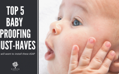 Top 5 Baby Proofing Must-Haves